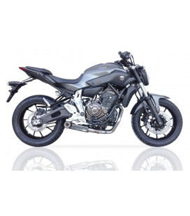 IXIL SX1 Exhaust Complete System, for Yamaha MT-07, 14-