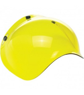BILTWELL Bubble Shield VISIERA Yellow / Gialla