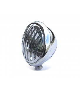 "Bates headlight 5 3/4"" Grill chrome"