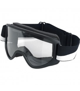 Goggles, Moto 2.0, Bolts Black/White