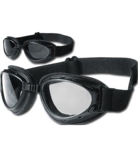 Helly Hurricane 2 Goggle, black with clear lense