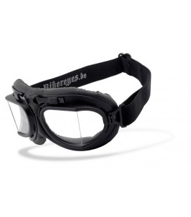 Bikereyes RB-2, Black/Clear