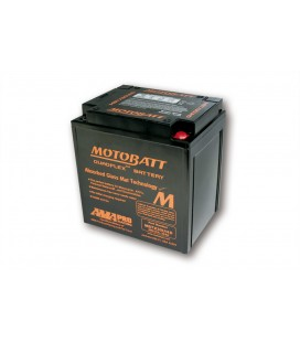 MOTOBATT battery MBTX30UHD, black housing