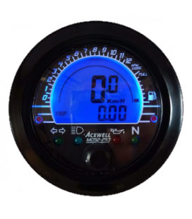 Acewell Speedometer/tachometer ACE-MD52-253
