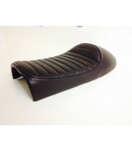 Cafe racer seat Dark Brown n. 17