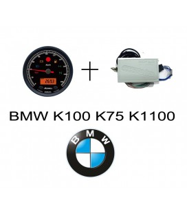 KIT BMW SPEEDO + ADAPTER Acewell CA-085