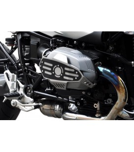 IBEX  Proteione cilindro BMW R nine T 14-, silver/black