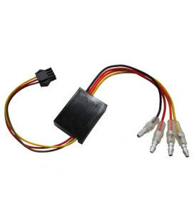 Spare electronic box 1 for taillight / indicator unit BLAZE