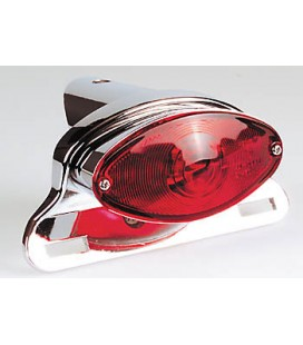 taillight CAT-EYE with license plate holder