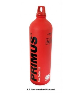 Fuel Bottle Primus 1,5 Ltr. Red