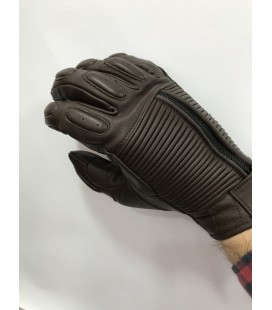 Vintage Leather gloves - Brown LIMITED EDITION