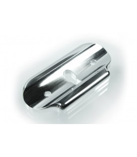 Motogadget msm combi 1 inch handle bar bolt-on-bracket, polished
