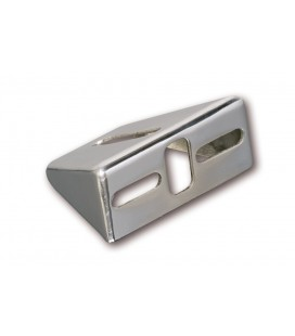 Universal headlight bracket chrome