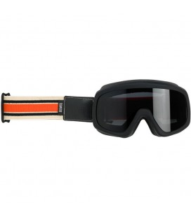 Biltwell  Racer Overland Goggle 2.0 Cream Orange