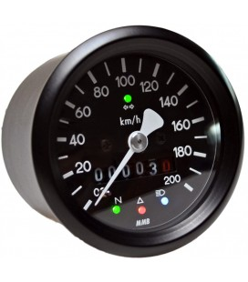 BMW R-series Speedometer with control light