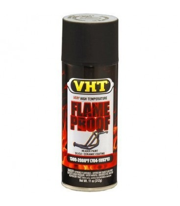 VHT FLAMEPROOF MATTE BLACK