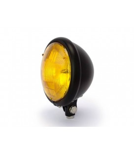 Bates headlight Yellow Lens 5 3/4""