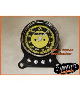 BMW R45 R65 R80 R100 Speedometer + led control light  80mm Type 3