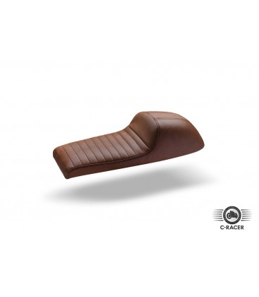 Cafe racer Seat Sport fully covered