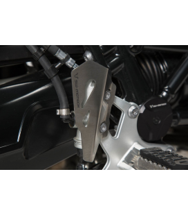 SW-MOTECH Brake Cylinder Guard silver. BMW R nineT (14-).