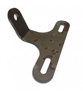 Headlight Bracket Steel low mounting
