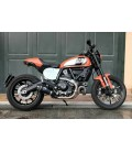 Ducati Scrambler 800 Side Panels Plate Number