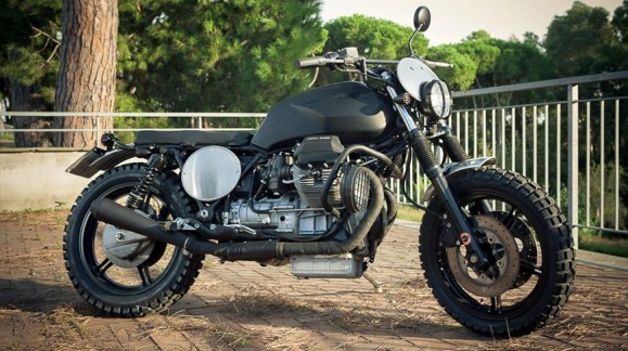 Guzzi R3volution