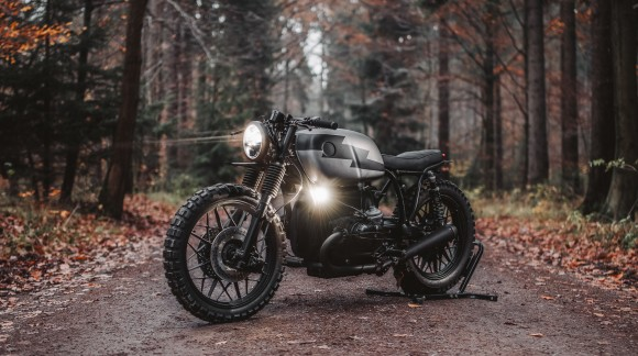 Hookie Co. BMW Cafe Racer