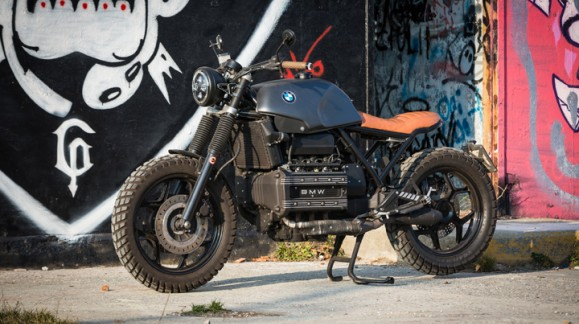 K-Art By Deangelis Elaborazioni BMW Cafe Racer