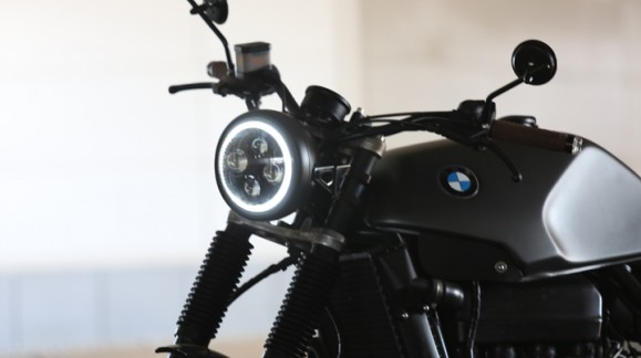 K-Art By Deangelis Elaborazioni BMW K100 Cafe Racer