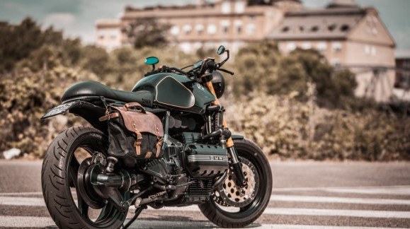"BMW K100 rs CAFE RACER ""Renovatio"""