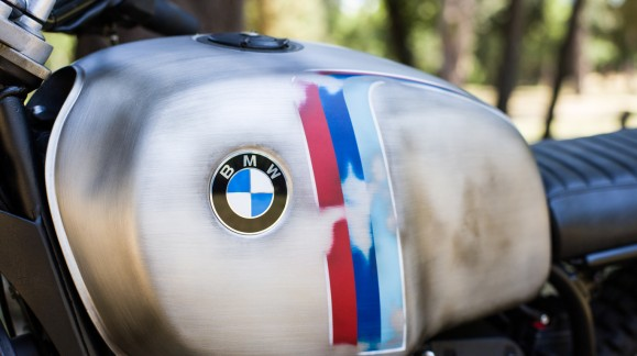 BMW R 45 Dusty